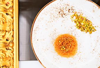 Da EMME anche l'appuntamento a pranzo è gourmet con piatti della tradizione e proposte energetiche e rivitalizzanti