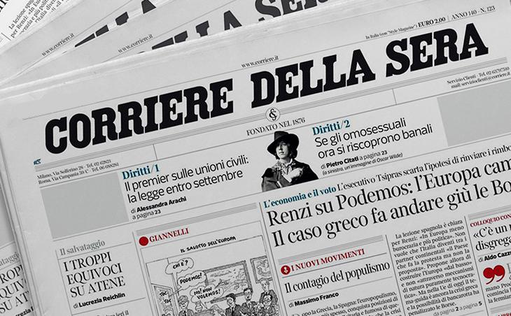 Via Margutta, lo chef e il selfie «firmato» Fiorello