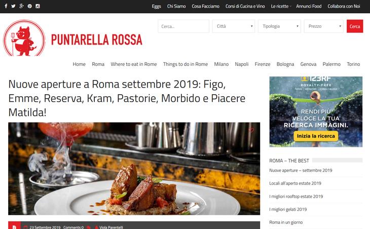 Nuove aperture a Roma settembre 2019: Emme Restaurant